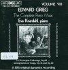 Grieg - The Complete Piano Music, Vol.VIII