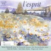 LEsprit:  French music for oboe, bassoon and piano / music by Poulenc, Saint-Säens, Bozza, Chagrin and Jolivet