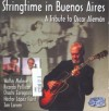 Stringtime in Buenos Aires - a Tribute to Oscar Alemán (vintage Guitars, Vol. 27 -serie)