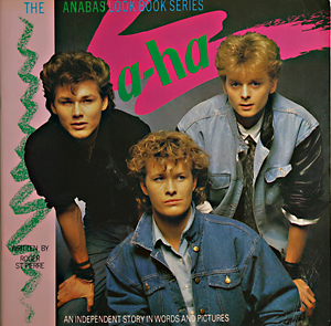 a-ha: «The looks, the persona and the musical talent…» fanbok fra 1986