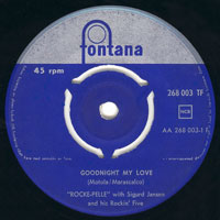 Rocke-Pelle - Goodnight my love / Gonna shake this shack tonight
