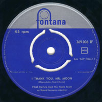 Rocke-Pelle - I thank you, Mr. moon / A love that's a lie