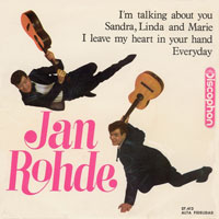 Jan Rohde - I'm talking about you / I leave my heart in your hand