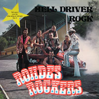 Jan Rohde - Hell Driver Rock