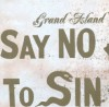 Say No to Sin
