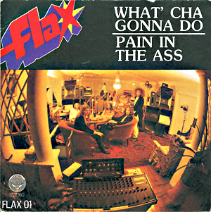 Under avtalen med Vertigo, som ga ut samleobjektet ''Flax One'', kom også Flax med singlen «What'cha Gonna Do»/«Pain In The Ass» (1976).