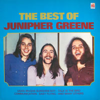 Junipher Greene - The Best of Junipher Greene